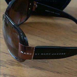 Marc by Marc Jacobs oversized women's sunglasses